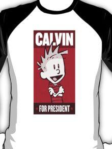 President Calvin T-Shirt