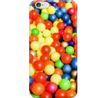 Balls and lots of them iPhone Case/Skin