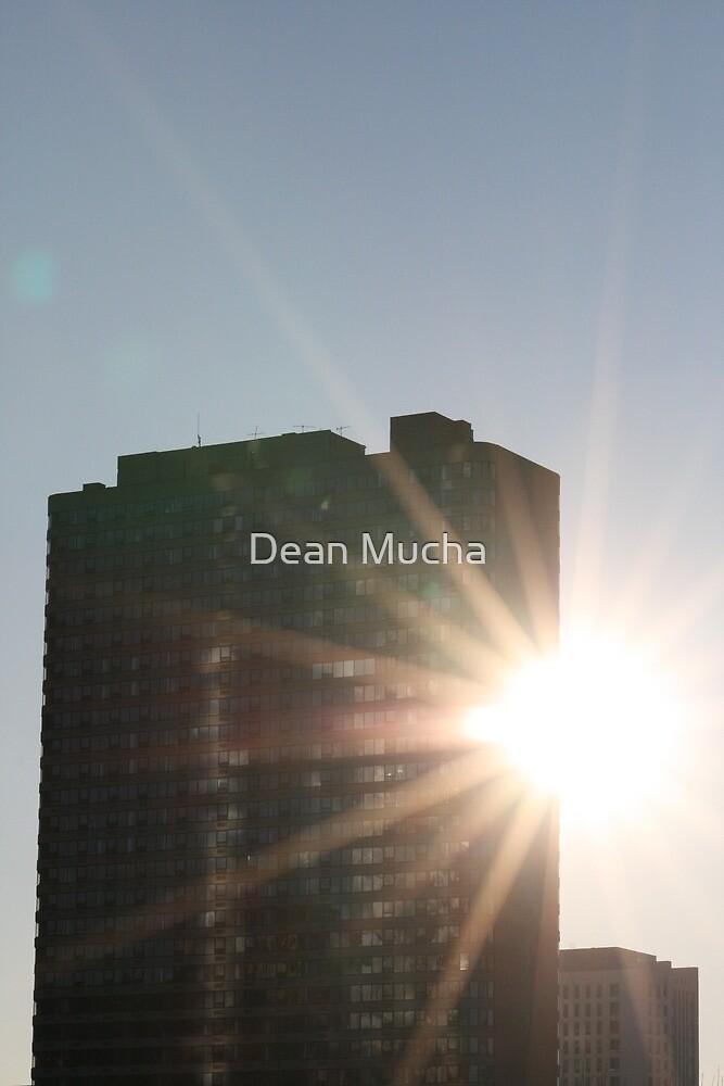 Peaking Sun by Dean Mucha