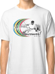 vancouver skiing Classic T-Shirt