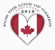 love of games by redboy
