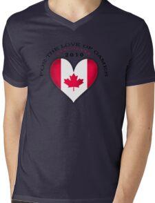 love of games Mens V-Neck T-Shirt