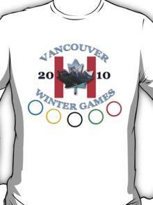 vancouver land flag T-Shirt