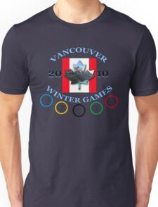 vancouver land flag Unisex T-Shirt