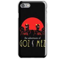 Hell adventures iPhone Case/Skin