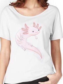 Axolotl Women's Relaxed Fit T-Shirt