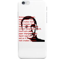 Scissors, Paper, Rock... Tshirts, Stickers, Mugs, Bags iPhone Case/Skin