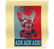 Ack Ack Ack! Poster