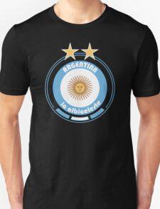 World Cup Football 5/8 - Team Argentina T-Shirt