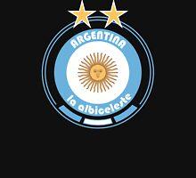 World Cup Football 5/8 - Team Argentina Unisex T-Shirt