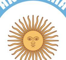 World Cup Football 5/8 - Team Argentina Sticker