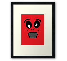 Zombie by 'Chillee Wilson' Framed Print