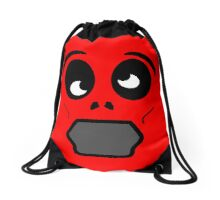 Zombie by 'Chillee Wilson' Drawstring Bag
