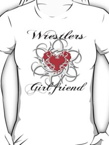 wrestlers girlfriend T-Shirt