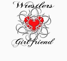 wrestlers girlfriend Womens Fitted T-Shirt