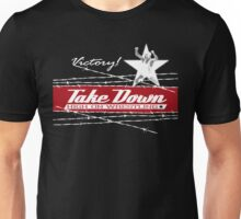 victory takedown Unisex T-Shirt