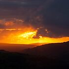 Norland Sunset 3 by Andy Beattie