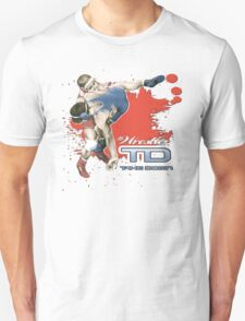 throw down Unisex T-Shirt