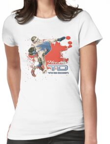 throw down Womens Fitted T-Shirt