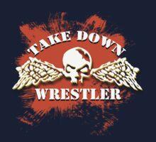 skull wings by takedown