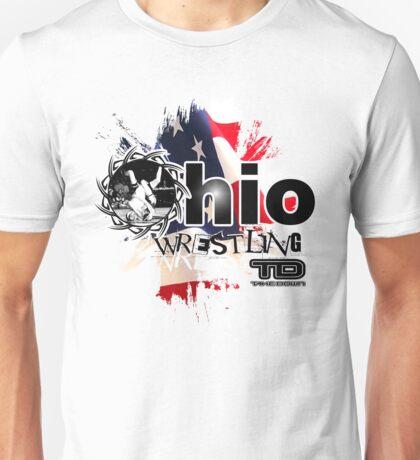 ohio wrestler Unisex T-Shirt