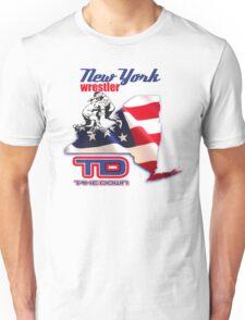 new york wrestler Unisex T-Shirt