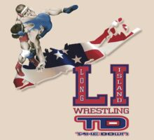 long island wrestler by takedown