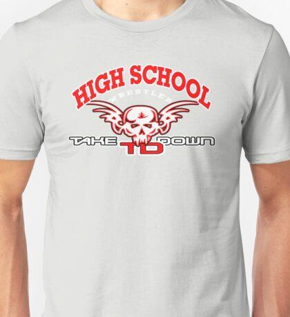 high school wrestler Unisex T-Shirt