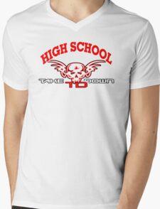 high school wrestler Mens V-Neck T-Shirt