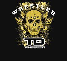 gold wings wrestler Unisex T-Shirt