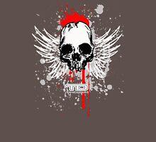 flying skull Long Sleeve T-Shirt