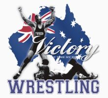 aussie wrestler by takedown