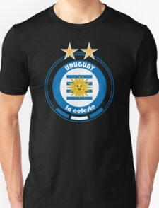 World Cup Football 4/8 - Team Uruguay T-Shirt