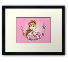 Lolita Rose Framed Print