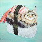 Cat Sushi by catshrine