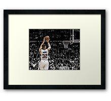 Blake Griffin Framed Print