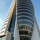 Haifa Building by Lucinda Walter