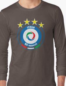 World Cup Football 2/8 - Team Italia Long Sleeve T-Shirt