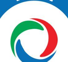 World Cup Football 2/8 - Team Italia Sticker