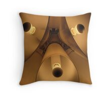 Lights Out? Throw Pillow