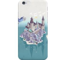 Hogwarts series (year 4: the Goblet of Fire) iPhone Case/Skin