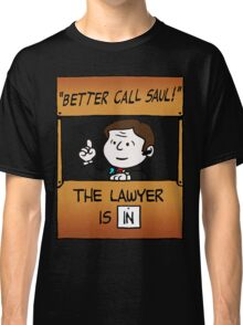 Better Call Saul Lawyer Classic T-Shirt