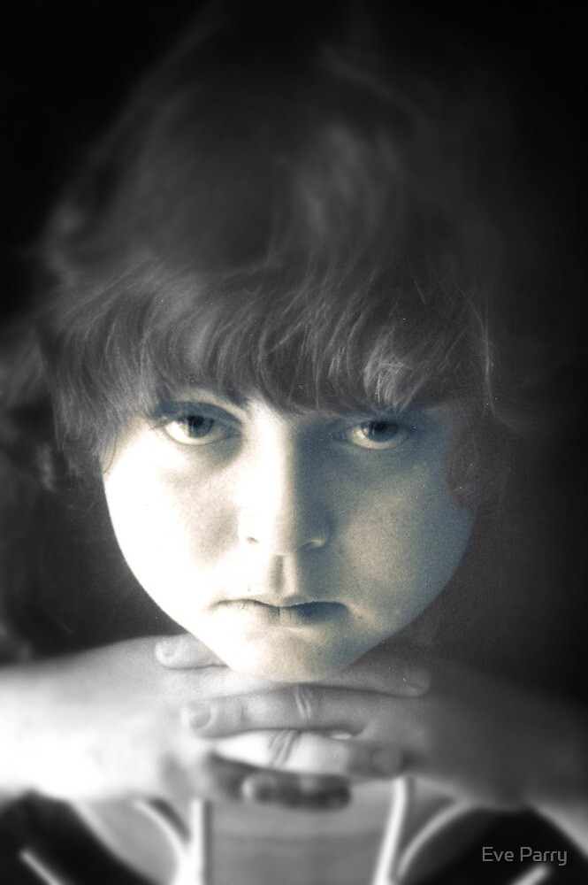 She's Feeling Blue by Eve Parry