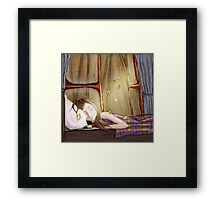 I wish it would rain autumn again  Framed Print