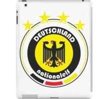 World Cup Football 3/8 - Team Deutschland iPad Case/Skin