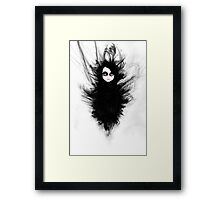 Becoming You. I'm Not Afraid Anymore Framed Print