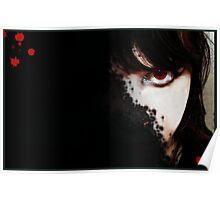 vampire eye Poster