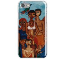 study for 3 Ages of a Woman iPhone Case/Skin