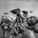 Beinn a Eoin and Coigach from Loch Bad a' Ghaill by Christopher Cullen
