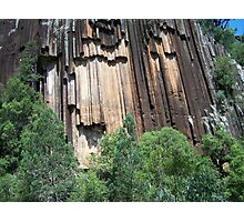 Sawn Rocks (Mt Kaputar National Park, Northwest NSW) Photographic Print